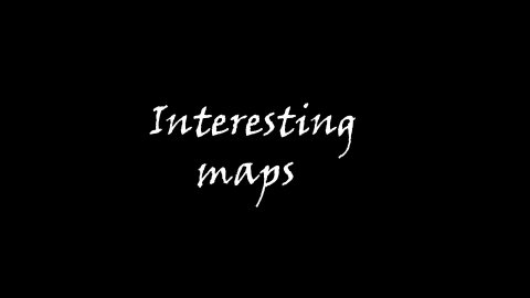 Interesting maps