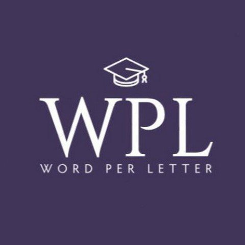 Word per Letter
