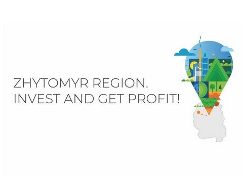 Invest in Zhytomyr region now